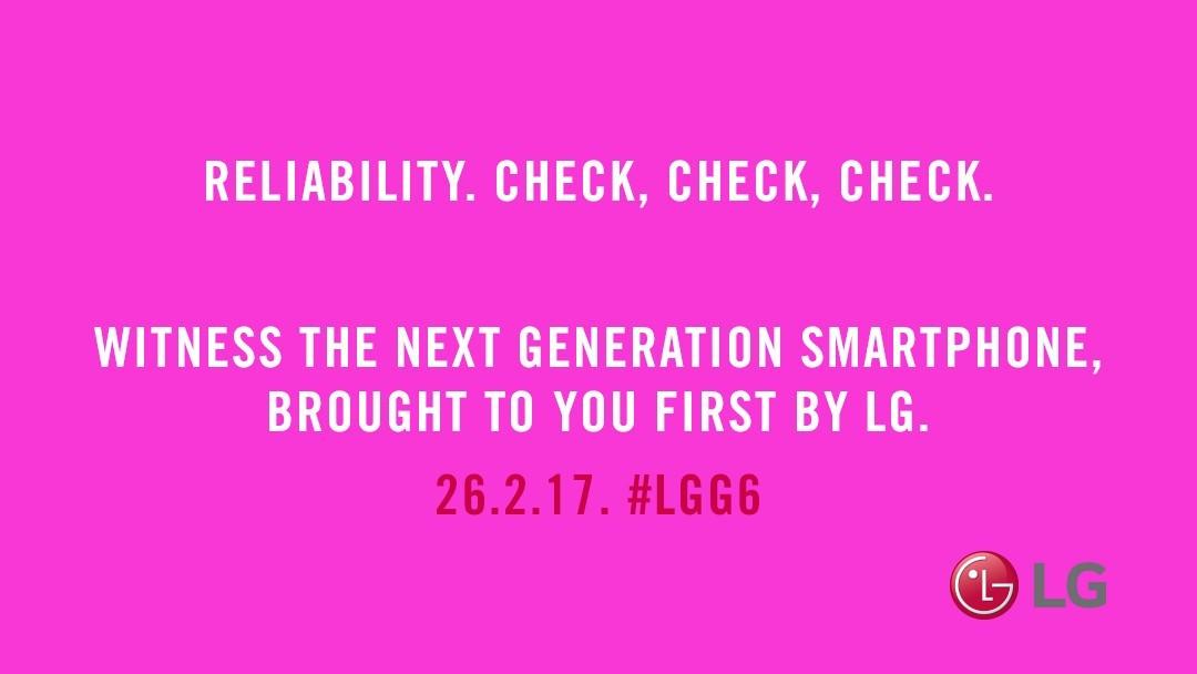 LG G6 sẽ có hệ thống audio tốt hơn V20 nhờ vào nâng cấp Quad ADC