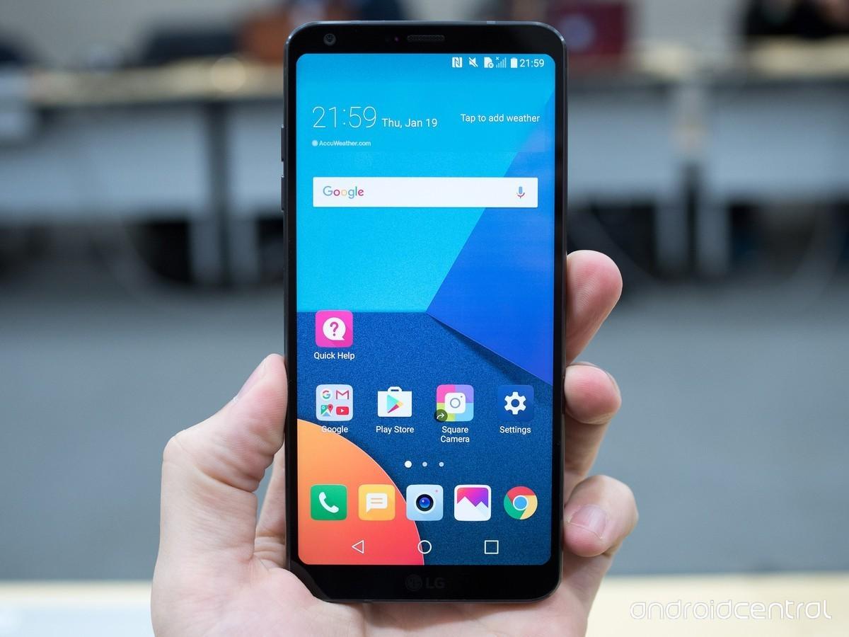 LG G6 có giá 800USD tại thị trường Hàn Quốc, lên kệ từ 10/3