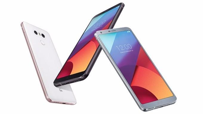 LG chính thức ra mắt G6: màn hình 5,7 inch Dolby Vision, kích thước tương đương 5,2 inch, có chống nước