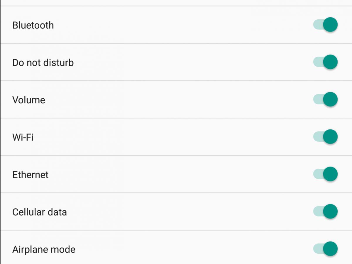 Cách mở khóa các tính năng bị Google ẩn trên Android 7.0