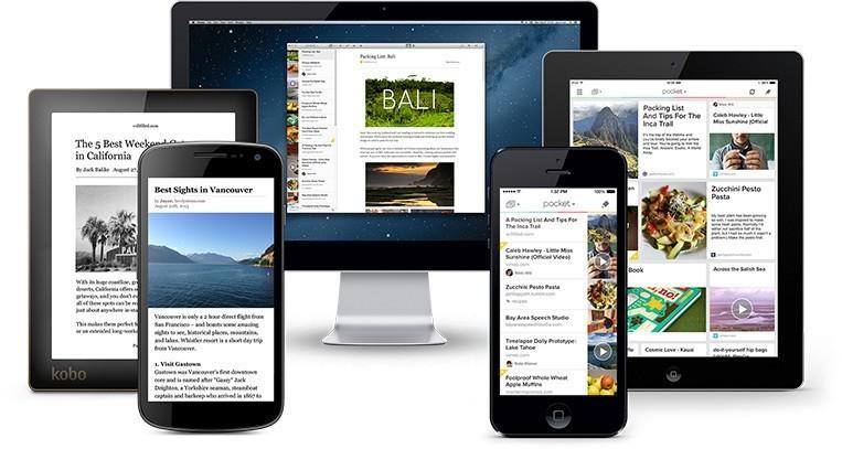 Mozilla mua lại dịch vụ đánh dấu trang Pocket.