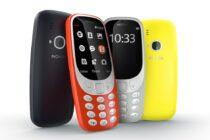 Nokia chính thức tung 3 smartphone và bản làm mới từ huyền thoại Nokia 3310