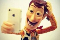 Người Châu Âu không thực sự thích nhìn ảnh selfie của người khác