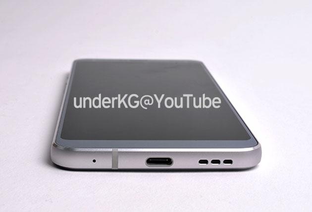 Thêm nhiều hình ảnh rò rỉ về LG G6