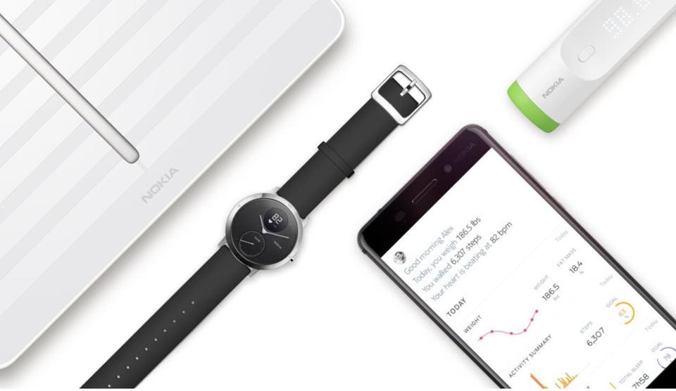 Nokia khai tử thương hiệu Withings sau 1 năm mua lại