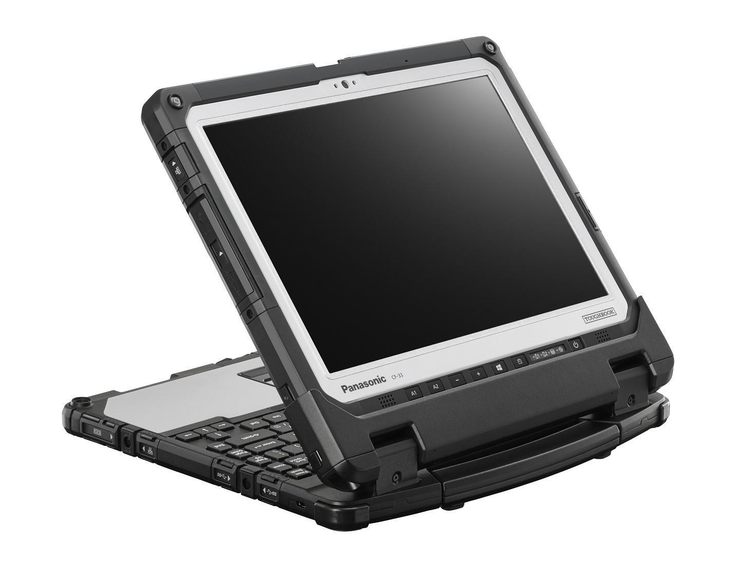 Panasonic ra mắt laptop lai với khả năng chống nước và chịu được điều kiện khắc nghiệt