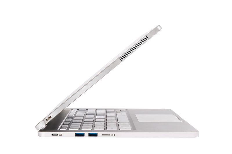 Porsche Design hợp tác Microsoft ra mắt laptop lai Book One