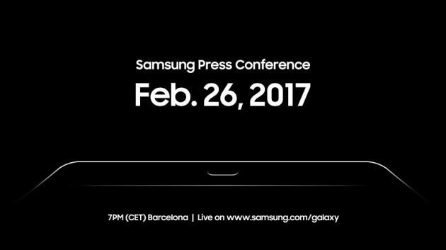 Rò rỉ thông số kỹ thuật Samsung Galaxy Tab S3 sẽ ra mắt tại MWC 2017