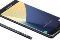 Rò rỉ thông tin của Samsung Galaxy Note 8