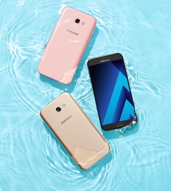 Samsung mở đặt mua trước Galaxy A 2017, mở bán chính thức ngày 18/2