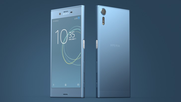 Sony ra mắt 4 mẫu smartphone mới tại MWC 2017