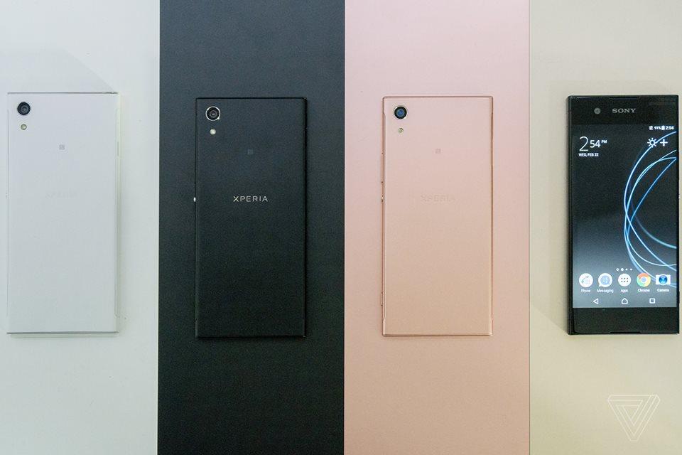 Sony ra mắt hai siêu phầm tầm trung Xperia XA1 và XZs cho năm 2017