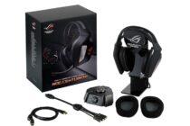 ASUS ROG ra mắt tai nghe gaming cao cấp Centurion