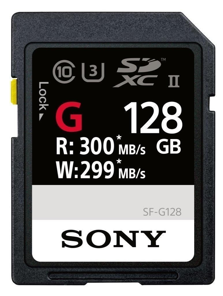 Sony giới thiệu thẻ SD có tốc độ đọc ghi nhanh nhất thế giới, đến 299MB/s