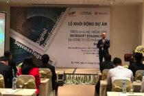 Thép Nam Kim lựa chọn triển khai giải pháp Microsoft Dynamics AX ERP
