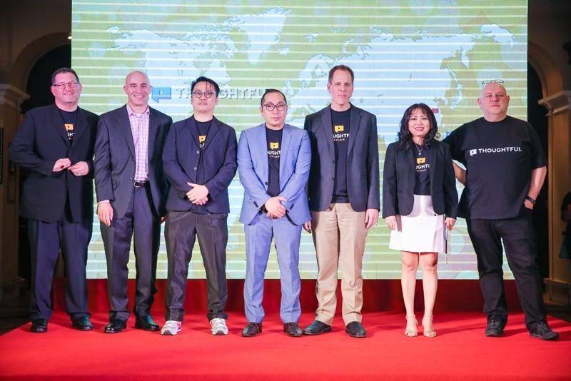 Thoughtful chính thức khai trương tại Việt Nam