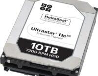 WD đổi mới miễn phí ổ cứng HGST Ultrastar bị lỗi