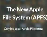 Hệ thống tập tin APFS trên iOS 10.3 có gì đặc biệt?