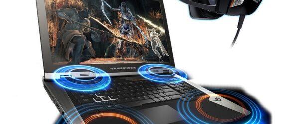 Lên kệ ASUS ROG GX800: Laptop chơi game siêu khủng với giá 150 triệu đồng