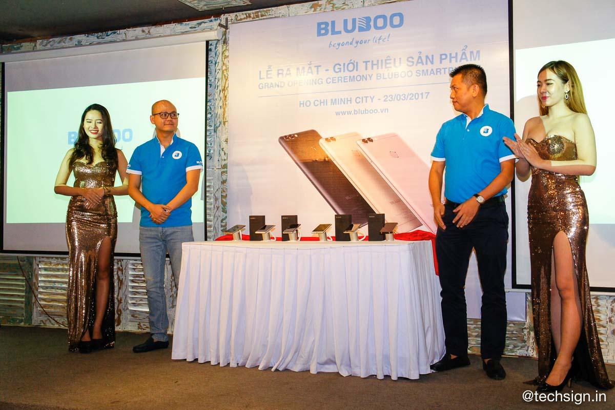 Bluboo ra mắt thị trường Việt bằng 4 mẫu smartphone, chỉ bán online