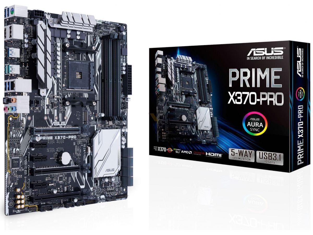 ASUS giới thiệu bo mạch chủ AM4 chuẩn bị cho vi xử lý AMD Ryzen