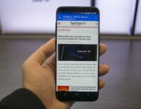 Mời bạn chiêm ngưỡng bộ ảnh tuyệt đẹp của Galaxy S8