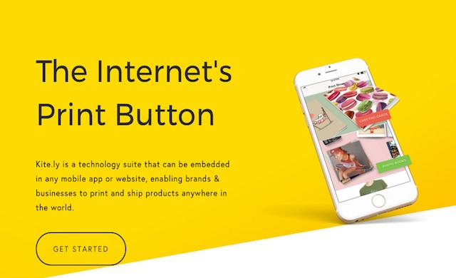 Canon mua lại công ty start-up Kite giúp người dùng đặt in online