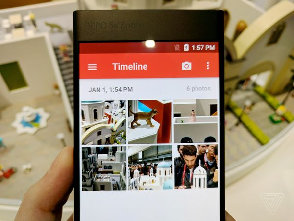 Công nghệ Zoom 5X của Oppo thật sự đáng được mong đợi trong tương lai.