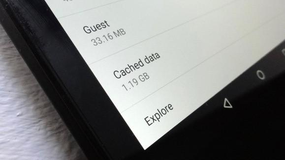 6 cách giúp tăng dung lượng khi bộ nhớ gần đầy trên Android