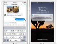 Facebook chính thức tung tính năng tương tác nhanh và tag trong Messenger
