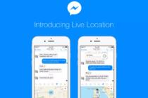 Facebook Messenger ra mắt tính năng chia sẻ địa điểm hiện tại tạm thời