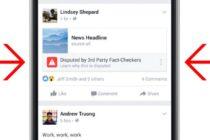 """Facebook ra mắt tính năng """"gắn cờ"""" cho tin tức giả mạo"""