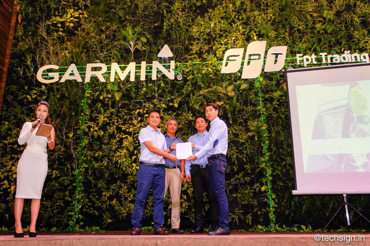 FPT Trading chính thức phân phối đồng hồ thông minh Garmin
