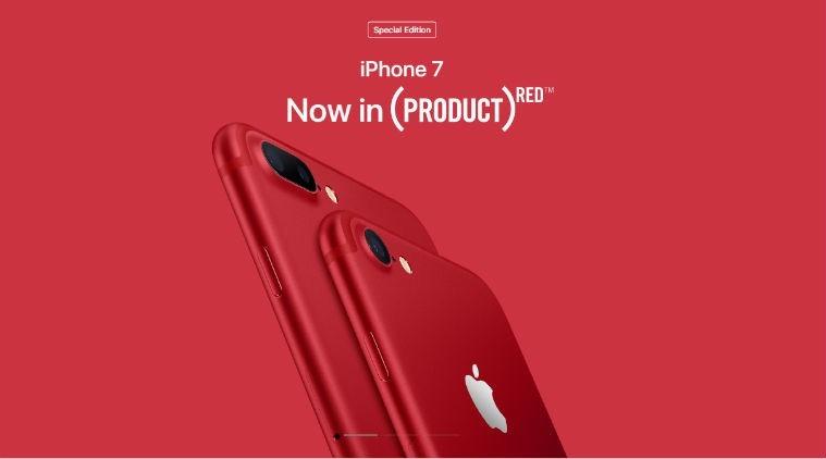 FPT Shop: iPhone 7/7 Plus màu đỏ dự kiến về Việt Nam ngày 21/4, bản chính thức cho thị trường Việt