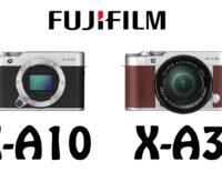 Fujifilm X-A3 và X-A10 được nâng cấp chất lượng ảnh và tốc độ lấy nét nhờ firmware mới