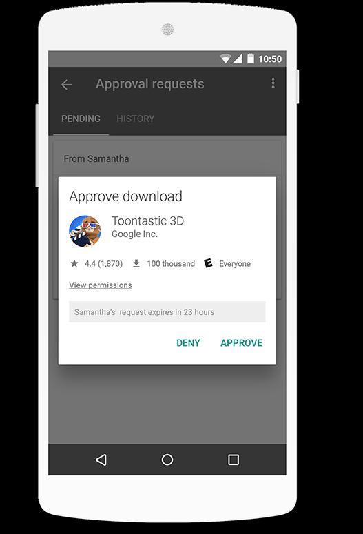 Google ra mắt Family Link: ứng dụng giúp cha mẹ quản lí cách con cái dùng smartphone