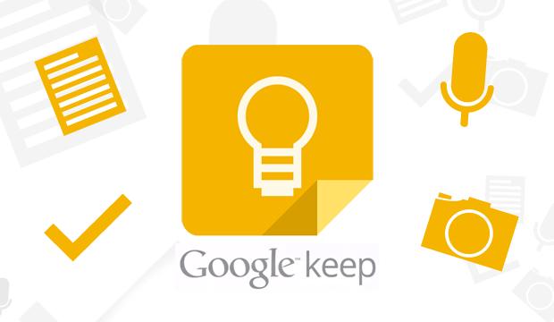 Google Keep được tích hợp vào Docs, giúp dễ dàng cụ thể hoá chi chú thành văn bản