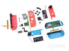 iFixit mổ máy chơi game Nintendo Switch