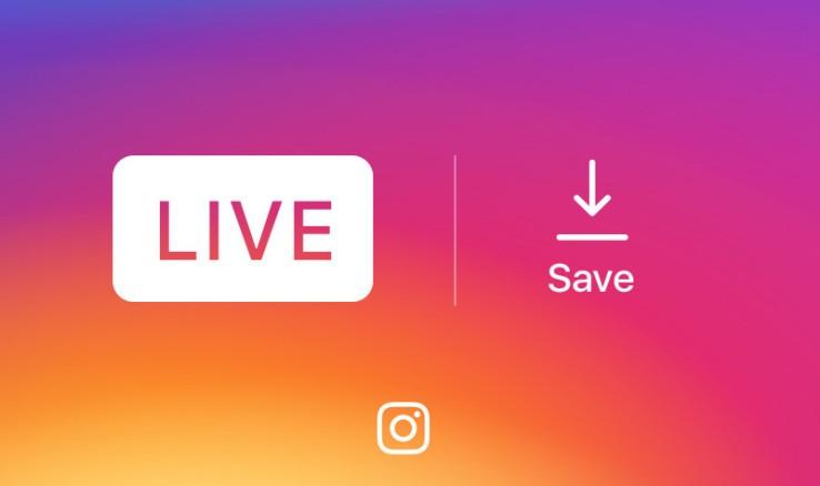 Bạn đã có thể lưu lại Live trên Instagram vào điện thoại của mình