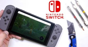JerryRigEverything tung video clip thử độ bền của Nintendo Switch
