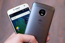 Moto G5 và G5 Plus ra mắt: thiết kế kim loại, cấu hình vừa phải, giá tốt