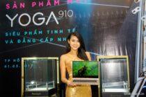 Lenovo Yoga 910 lên kệ với giá khởi điểm 44 triệu đồng