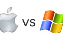 Microsoft đang vượt mặt Apple ở thị trường máy tính cá nhân.