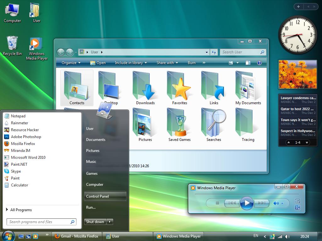 Microsoft chính thức ngừng hỗ trợ Windows Vista từ ngày 11/04