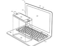 Rò rỉ bằng sáng chế của Apple thiết kế một laptop có thể tích hợp iPhone hay iPad