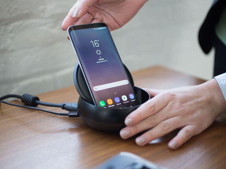Giải pháp Samsung DeX: biến Galaxy S8 thành máy tính để bàn