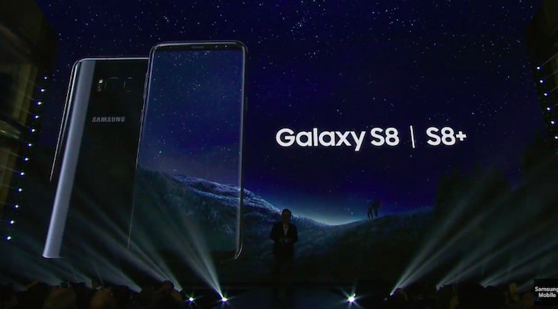 Những điều bạn cần biết về chiếc Samsung Galaxy S8 / S8 Plus mới