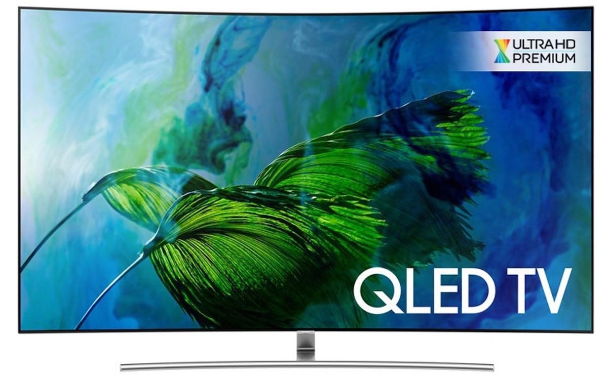 TV QLED 2017 của Samsung đạt chứng nhận Ultra HD Premium