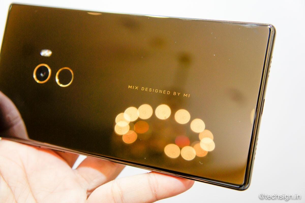 Điện thoại Xiaomi Mi MIX: