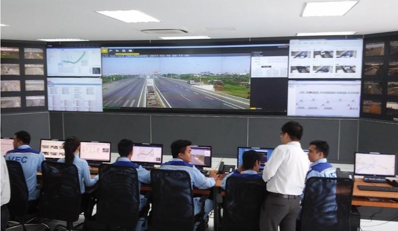 Toshiba bàn giao hệ thống giao thông thông minh tại cao tốc TP.HCM - Dầu Giây